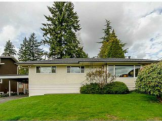Photo 1: 751 EDGAR Avenue in Coquitlam: Coquitlam West House for sale : MLS®# V1057420