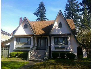 Main Photo: 3937 W 34TH Avenue in Vancouver: Dunbar House for sale (Vancouver West)  : MLS®# V1065827