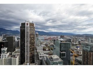 """Photo 12: 3806 833 SEYMOUR Street in Vancouver: Downtown VW Condo for sale in """"CAPITOL RESIDENCES"""" (Vancouver West)  : MLS®# V1090743"""