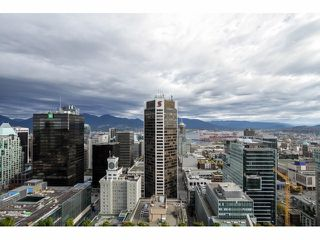 """Photo 13: 3806 833 SEYMOUR Street in Vancouver: Downtown VW Condo for sale in """"CAPITOL RESIDENCES"""" (Vancouver West)  : MLS®# V1090743"""