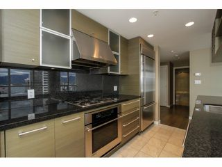 """Photo 4: 3806 833 SEYMOUR Street in Vancouver: Downtown VW Condo for sale in """"CAPITOL RESIDENCES"""" (Vancouver West)  : MLS®# V1090743"""