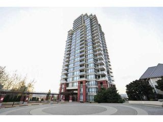 "Photo 1: 505 4132 HALIFAX Street in Burnaby: Brentwood Park Condo for sale in ""MARQUIS GRANDE"" (Burnaby North)  : MLS®# V1094286"
