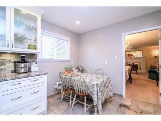 Photo 9: 7027 E BREWSTER Drive in Delta: Sunshine Hills Woods House for sale (N. Delta)  : MLS®# F1429593