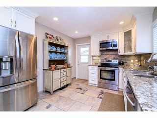 Photo 6: 7027 E BREWSTER Drive in Delta: Sunshine Hills Woods House for sale (N. Delta)  : MLS®# F1429593