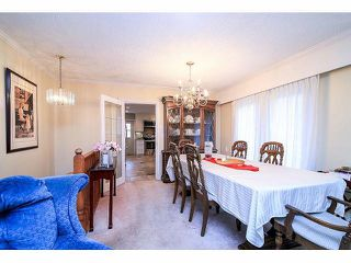 Photo 5: 7027 E BREWSTER Drive in Delta: Sunshine Hills Woods House for sale (N. Delta)  : MLS®# F1429593