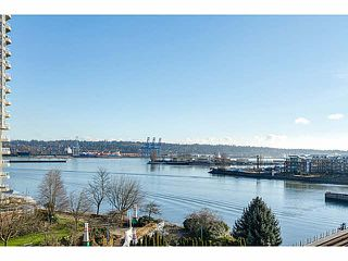 "Photo 2: 602 8 LAGUNA Court in New Westminster: Quay Condo for sale in ""THE EXCELSIOR"" : MLS®# V1102450"