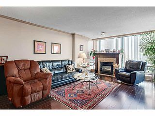 "Photo 4: 602 8 LAGUNA Court in New Westminster: Quay Condo for sale in ""THE EXCELSIOR"" : MLS®# V1102450"