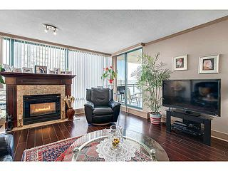 "Photo 3: 602 8 LAGUNA Court in New Westminster: Quay Condo for sale in ""THE EXCELSIOR"" : MLS®# V1102450"