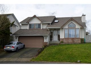 "Photo 1: 3291 NADEAU Place in Abbotsford: Abbotsford West House for sale in ""TOWLINE"" : MLS®# F1432917"