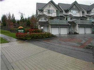 "Photo 2: 1 2382 PARKWAY BV in Coquitlam: Westwood Plateau Townhouse for sale in ""CHATEAU RIDGE"" : MLS®# V531386"