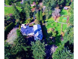 Photo 1: 370 Hector Rd in VICTORIA: SW Prospect Lake House for sale (Saanich West)  : MLS®# 694961