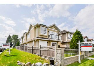 Photo 1: 7095 SPERLING Avenue in Burnaby: Highgate House for sale (Burnaby South)  : MLS®# V1122881