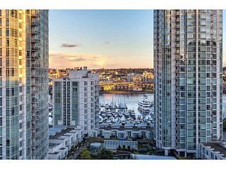 "Photo 16: 1502 1177 PACIFIC Boulevard in Vancouver: Yaletown Condo for sale in ""PACIFIC PLAZA"" (Vancouver West)  : MLS®# V1122980"