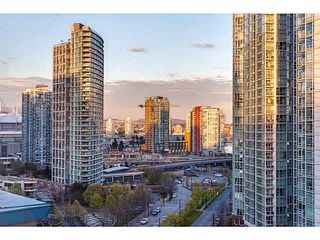 "Photo 15: 1502 1177 PACIFIC Boulevard in Vancouver: Yaletown Condo for sale in ""PACIFIC PLAZA"" (Vancouver West)  : MLS®# V1122980"
