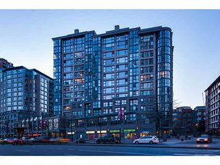 "Photo 2: 1502 1177 PACIFIC Boulevard in Vancouver: Yaletown Condo for sale in ""PACIFIC PLAZA"" (Vancouver West)  : MLS®# V1122980"