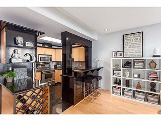 "Photo 8: 1502 1177 PACIFIC Boulevard in Vancouver: Yaletown Condo for sale in ""PACIFIC PLAZA"" (Vancouver West)  : MLS®# V1122980"