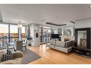 "Photo 4: 1502 1177 PACIFIC Boulevard in Vancouver: Yaletown Condo for sale in ""PACIFIC PLAZA"" (Vancouver West)  : MLS®# V1122980"