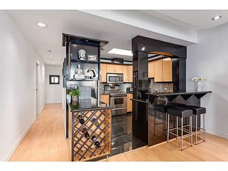 "Photo 9: 1502 1177 PACIFIC Boulevard in Vancouver: Yaletown Condo for sale in ""PACIFIC PLAZA"" (Vancouver West)  : MLS®# V1122980"