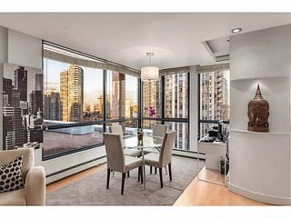 "Photo 6: 1502 1177 PACIFIC Boulevard in Vancouver: Yaletown Condo for sale in ""PACIFIC PLAZA"" (Vancouver West)  : MLS®# V1122980"