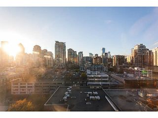 "Photo 12: 1502 1177 PACIFIC Boulevard in Vancouver: Yaletown Condo for sale in ""PACIFIC PLAZA"" (Vancouver West)  : MLS®# V1122980"