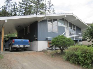 Photo 1: 68 WINDMILL Crescent in Williams Lake: Williams Lake - City House for sale (Williams Lake (Zone 27))  : MLS®# N246169