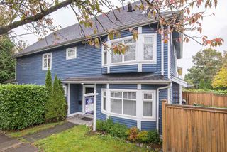 Photo 1: 2608 ST. CATHERINES Street in Vancouver: Mount Pleasant VE 1/2 Duplex for sale (Vancouver East)  : MLS®# R2009853