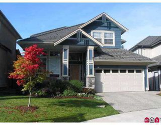 """Main Photo: 3465 150B Street in Surrey: Morgan Creek House for sale in """"Rosemary Heights West"""" (South Surrey White Rock)  : MLS®# F2625101"""