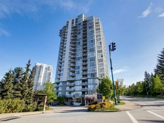 Photo 2: 1801 295 GUILDFORD Way in Port Moody: North Shore Pt Moody Condo for sale : MLS®# R2069733