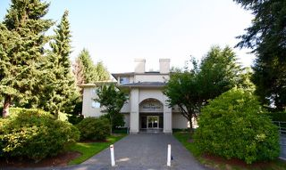 "Photo 1: 204 33675 MARSHALL Road in Abbotsford: Central Abbotsford Condo for sale in ""THE HUNTINGDON"" : MLS®# R2085437"