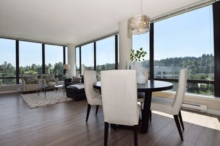 "Photo 6: 1402 110 BREW Street in Port Moody: Port Moody Centre Condo for sale in ""ARIA 1"" : MLS®# R2086187"