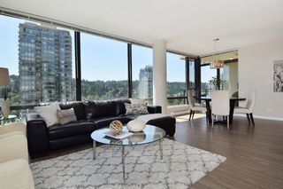 "Photo 4: 1402 110 BREW Street in Port Moody: Port Moody Centre Condo for sale in ""ARIA 1"" : MLS®# R2086187"