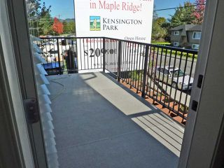 "Photo 10: 211 11935 BURNETT Street in Maple Ridge: East Central Condo for sale in ""KENSINGTON PLACE"" : MLS®# R2146036"