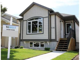Photo 1: 516 Ferry Road in Winnipeg: St James Residential for sale (5E)  : MLS®# 1706723