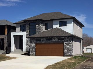 Photo 1: 413 Scotswood Drive South in Winnipeg: Charleswood Residential for sale (1G)  : MLS®# 1710110