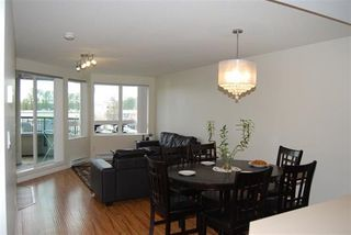 "Photo 6: A334 2099 LOUGHEED Highway in Port Coquitlam: Glenwood PQ Condo for sale in ""SHAUGHNESSY SQUARE"" : MLS®# R2173329"