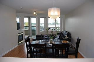 "Photo 4: A334 2099 LOUGHEED Highway in Port Coquitlam: Glenwood PQ Condo for sale in ""SHAUGHNESSY SQUARE"" : MLS®# R2173329"