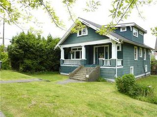 Photo 1: 179 PENTICTON Street in Vancouver East: House for sale : MLS®# V833953