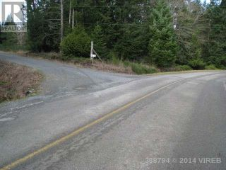 Photo 3: 362 Mill Road in Thetis Island: Land for sale : MLS®# 368794