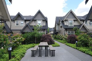 "Photo 18: 23 19095 MITCHELL Road in Pitt Meadows: Central Meadows Townhouse for sale in ""BROGDEN BROWN"" : MLS®# R2180614"
