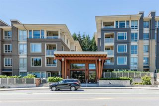 "Photo 1: 216 2665 MOUNTAIN Highway in North Vancouver: Lynn Valley Condo for sale in ""CANYON SPRINGS"" : MLS®# R2180831"