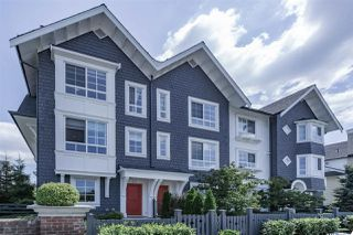 "Photo 1: 1 8438 207A Street in Langley: Willoughby Heights Townhouse for sale in ""YORK By Mosaic"" : MLS®# R2187167"