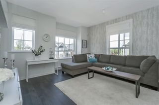 """Photo 3: 1 8438 207A Street in Langley: Willoughby Heights Townhouse for sale in """"YORK By Mosaic"""" : MLS®# R2187167"""