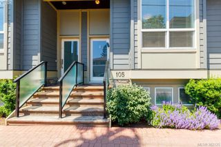 Photo 2: 105 2726 Peatt Road in VICTORIA: La Langford Proper Townhouse for sale (Langford)  : MLS®# 382125