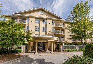 "Photo 1: 405 13727 74 Avenue in Surrey: East Newton Condo for sale in ""Kings Court"" : MLS®# R2201896"