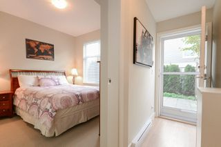 "Photo 36: 103 4255 SARDIS Street in Burnaby: Central Park BS Townhouse for sale in ""PADDINGTON MEWS"" (Burnaby South)  : MLS®# R2218538"