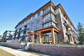 "Photo 1: 202 262 SALTER Street in New Westminster: Queensborough Condo for sale in ""The Portage by Aragon"" : MLS®# R2227334"
