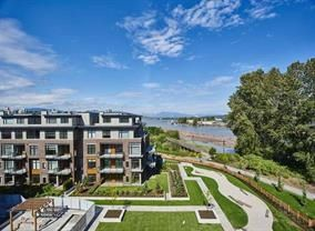 "Photo 3: 202 262 SALTER Street in New Westminster: Queensborough Condo for sale in ""The Portage by Aragon"" : MLS®# R2227334"