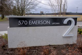 """Photo 2: 204 570 EMERSON Street in Coquitlam: Coquitlam West Condo for sale in """"UPTOWN 2 - BOSA"""" : MLS®# R2233873"""