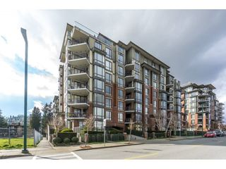"Photo 2: 501 1551 FOSTER Street: White Rock Condo for sale in ""SUSSEX HOUSE"" (South Surrey White Rock)  : MLS®# R2250686"