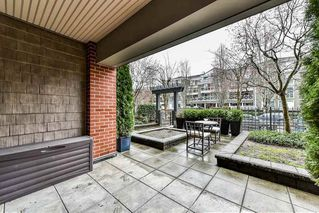"""Photo 18: 118 2468 ATKINS Avenue in Port Coquitlam: Central Pt Coquitlam Condo for sale in """"BORDEAUX"""" : MLS®# R2255247"""
